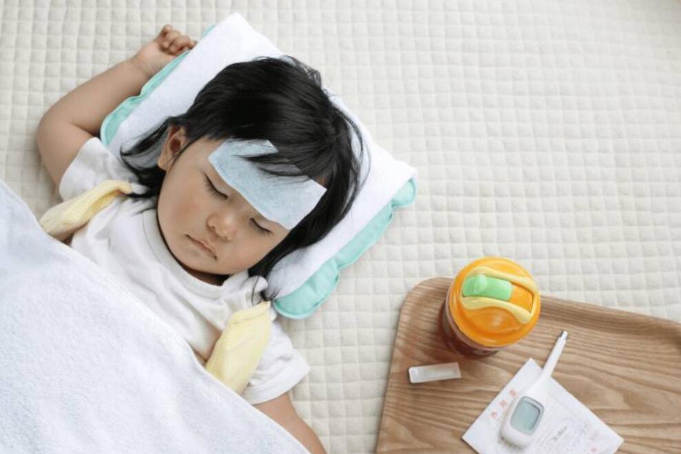 儿童感冒该如何合理用药